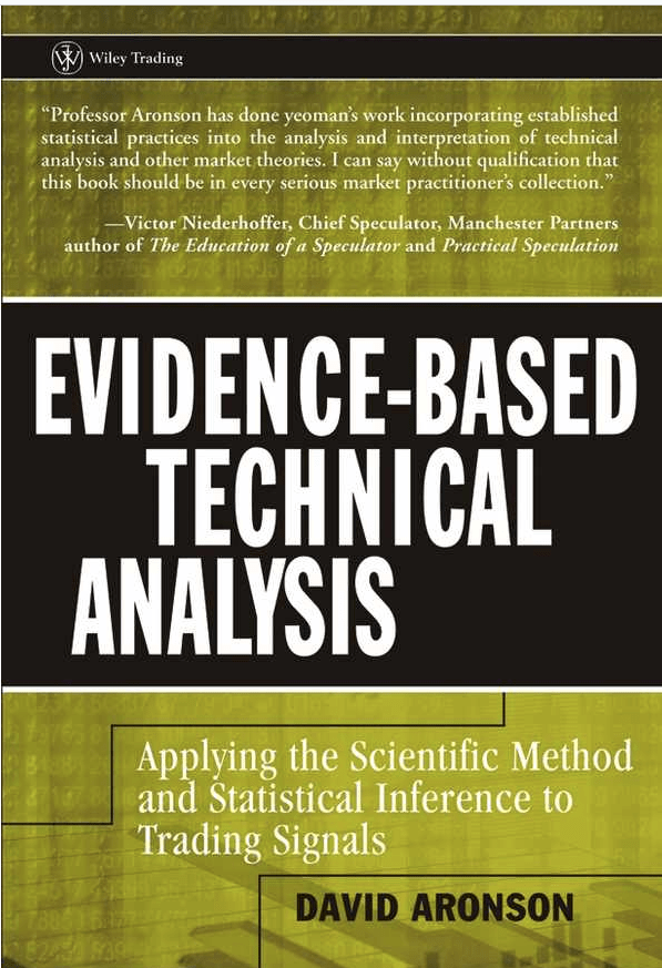 Evidence-Based Technical Analysis: Applying the Scientific Method and Statistical Inference to Trading Signals (Wiley Trading Book 274) BY DAVID R. ARONSON